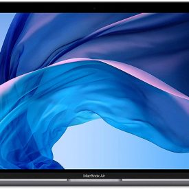 Apple MacBook Air (13-inch Retina Display, 8GB RAM, 256GB SSD Storage)