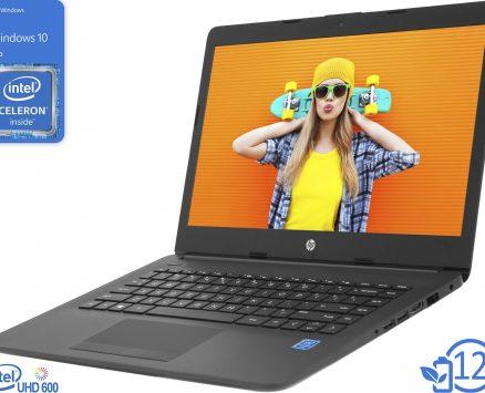 HP 14 Inch Intel Celeron 4GB 1TB Laptop, Windows 10 pro