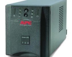 APC SMART UPS 750VA LCD 230V